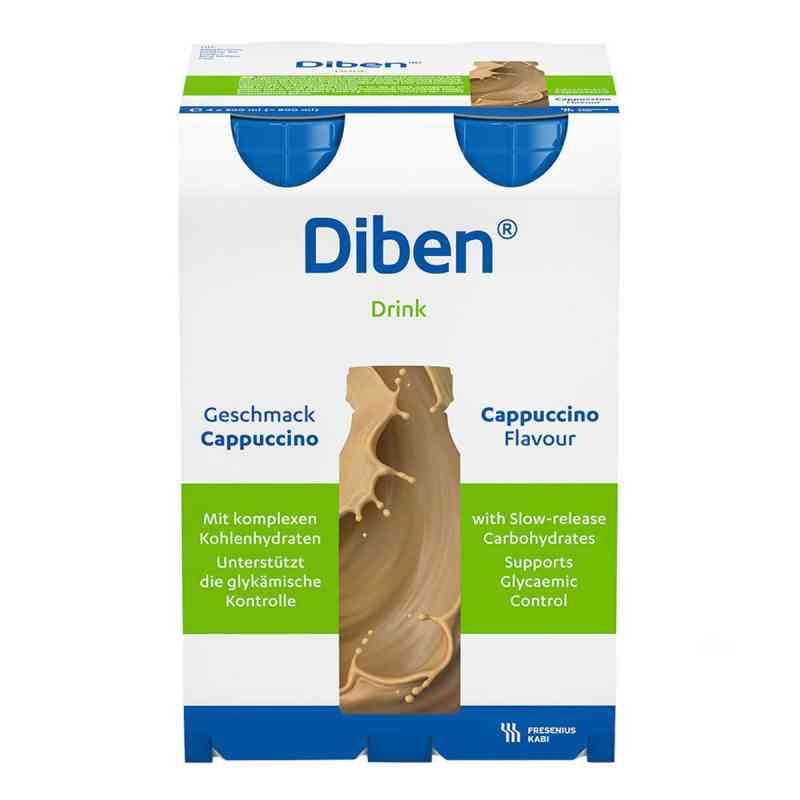 Diben Drink Cappuccino 1,5 kcal/ml zamów na apo-discounter.pl