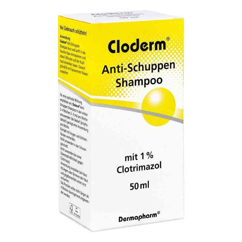 Cloderm Anti Schuppen Shampoo  zamów na apo-discounter.pl