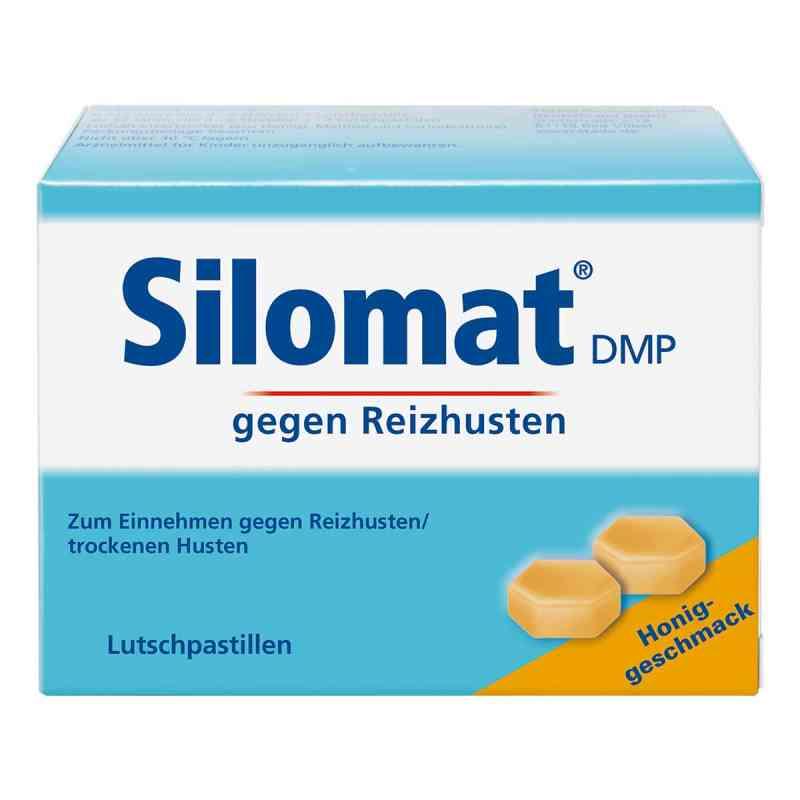 Silomat Dmp gegen Reizhusten mit Honig Pastillen  zamów na apo-discounter.pl