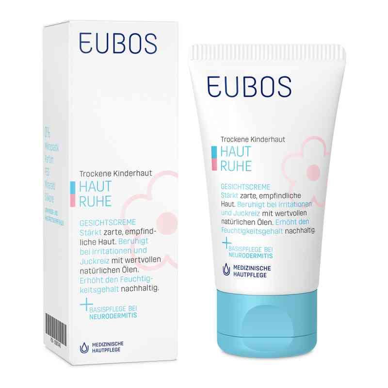 Eubos Haut Ruhe krem do twarzy dla dzieci zamów na apo-discounter.pl