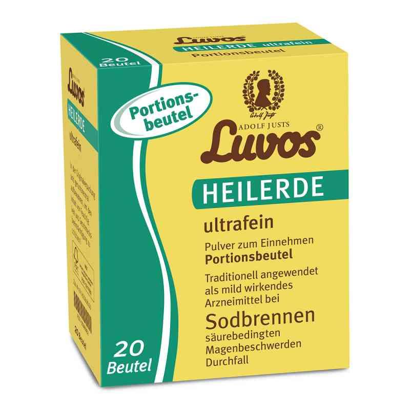 Luvos Heilerde ultrafein Portionsbeutel zamów na apo-discounter.pl
