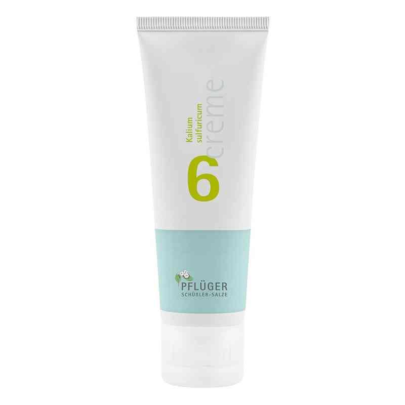 Biochemie Pflueger 6 Kalium sulfur. Creme zamów na apo-discounter.pl
