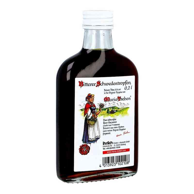 Maria Treben Bitterer zioła szwedzkie w kroplach 32% 200 ml od Ihrlich Kräuter + Kosmetik GmbH PZN 06056668
