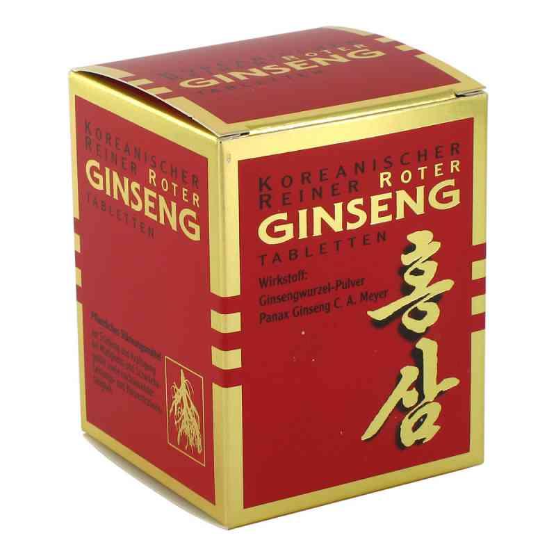 Roter Ginseng 300 mg czerwony żeńszeń tabletki  zamów na apo-discounter.pl