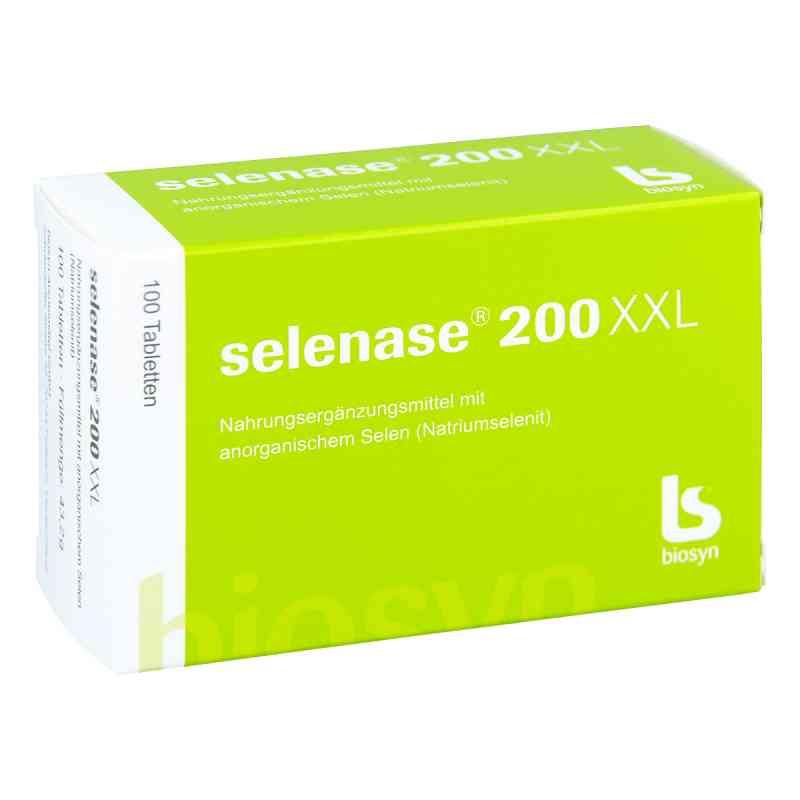 Selenase 200 XXL tabletki  zamów na apo-discounter.pl