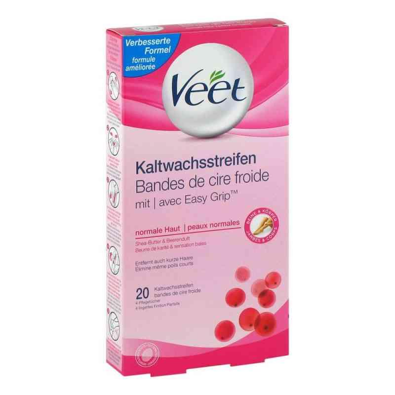 Veet Kaltwachs-streifen normale Haut zamów na apo-discounter.pl