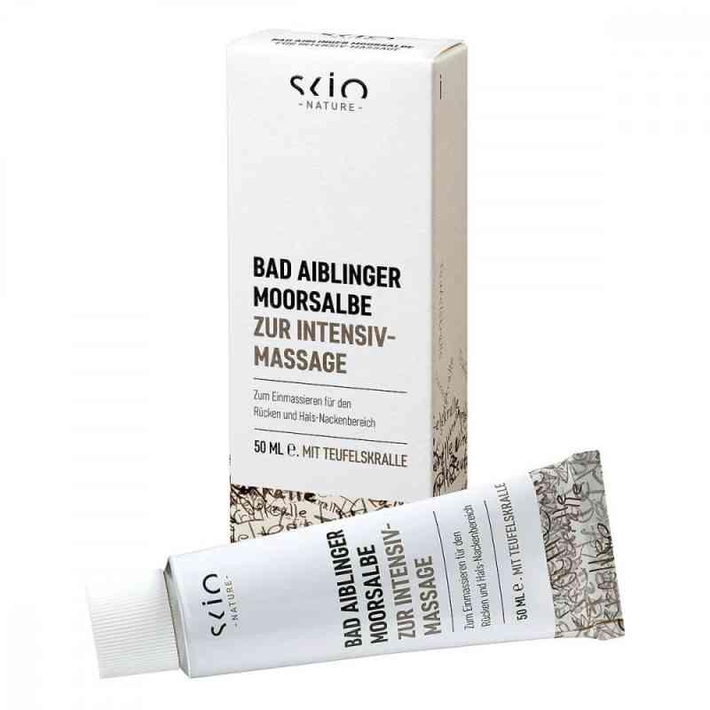 Bad Aiblinger Moorsalbe zur Intensiv Massage  zamów na apo-discounter.pl