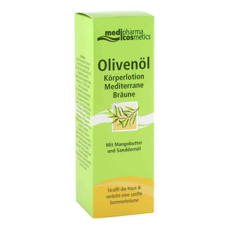 OLIVENOEL balsam do ciała śródziemnomorska opalenizna  zamów na apo-discounter.pl