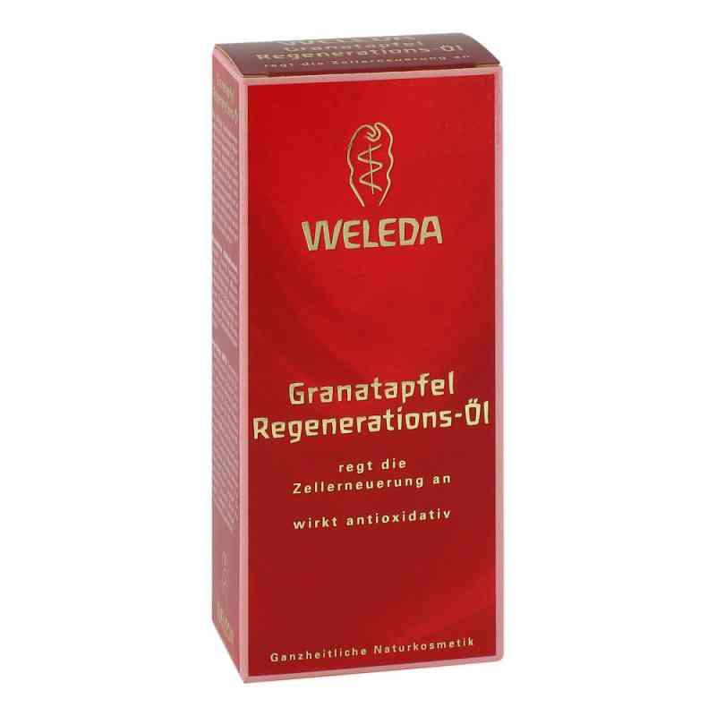 Weleda olejek regeneracyjny z wyciągiem z granatów zamów na apo-discounter.pl