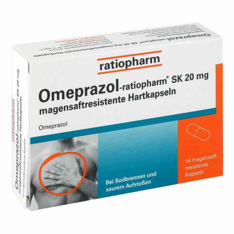 Omeprazol ratiopharm Sk 20mg Hartk.mag.s.r.  zamów na apo-discounter.pl