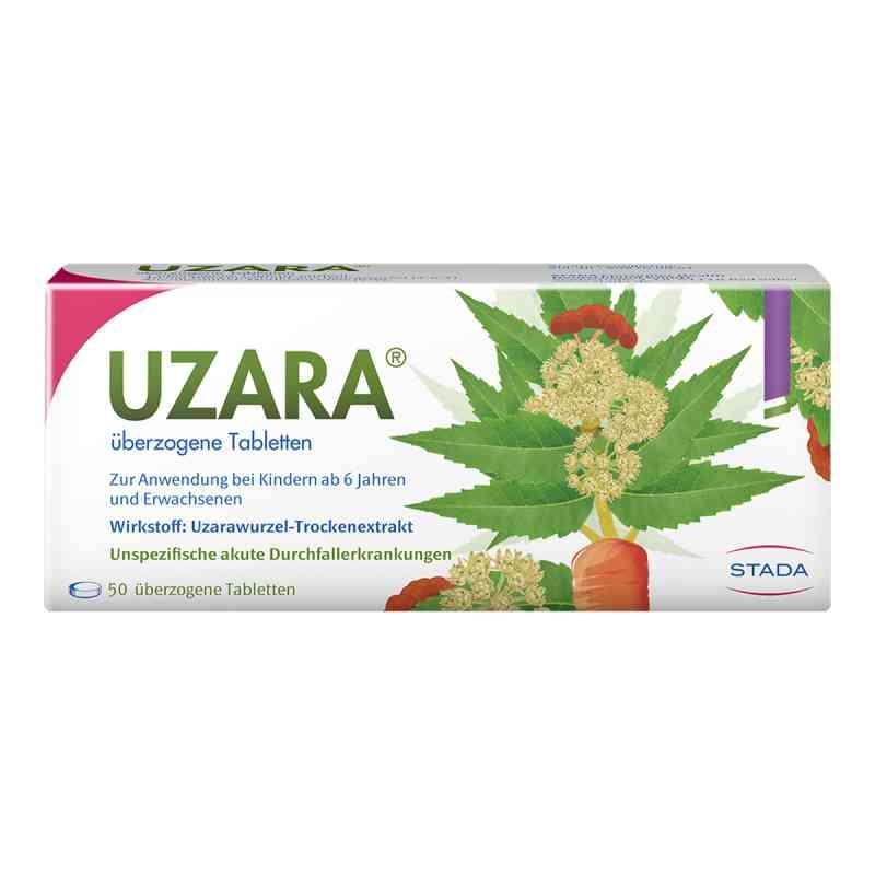 Uzara 40 mg ueberzogene Tabletten  zamów na apo-discounter.pl
