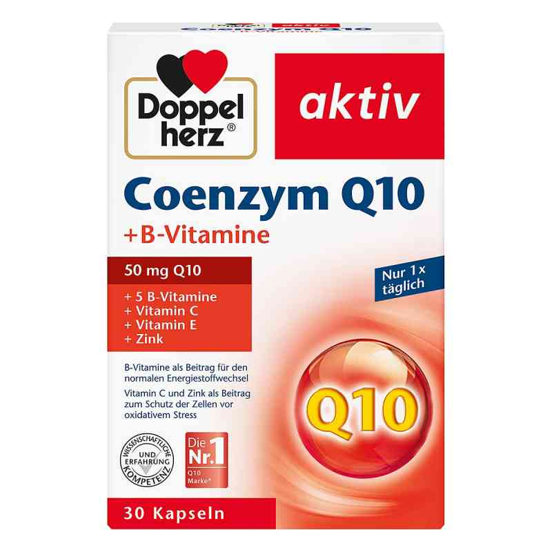 Doppelherz Koenzym Q10 + witamina B kapsułki  zamów na apo-discounter.pl