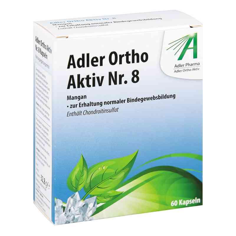 Adler Ortho Aktiv Nr.8 kapsułki  zamów na apo-discounter.pl