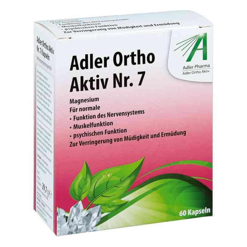 Adler Ortho Aktiv Nr.7 kapsułki  zamów na apo-discounter.pl