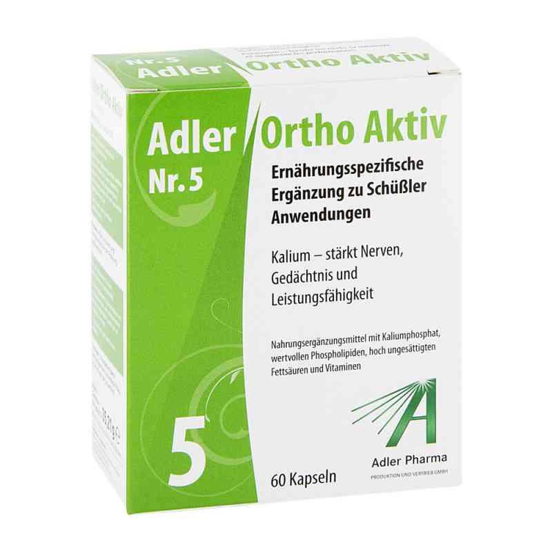 Adler Ortho Aktiv Kapseln Nr.5 zamów na apo-discounter.pl