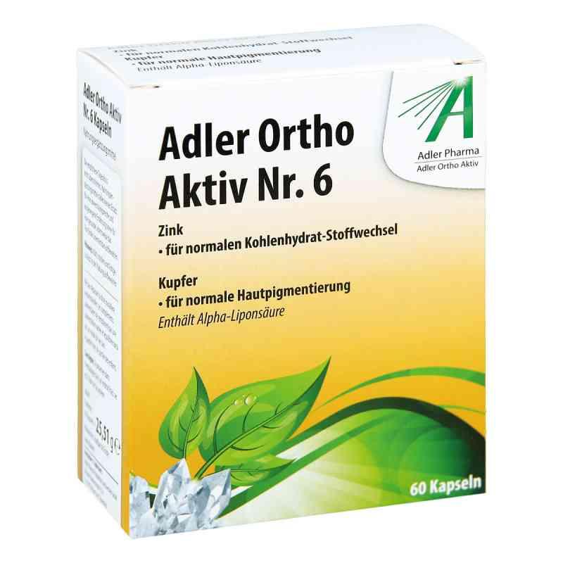 Adler Ortho Aktiv Nr.6 kapsułki  zamów na apo-discounter.pl