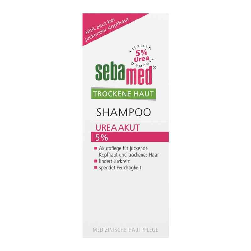 Sebamed Akut szampon z  5% mocznikiem zamów na apo-discounter.pl