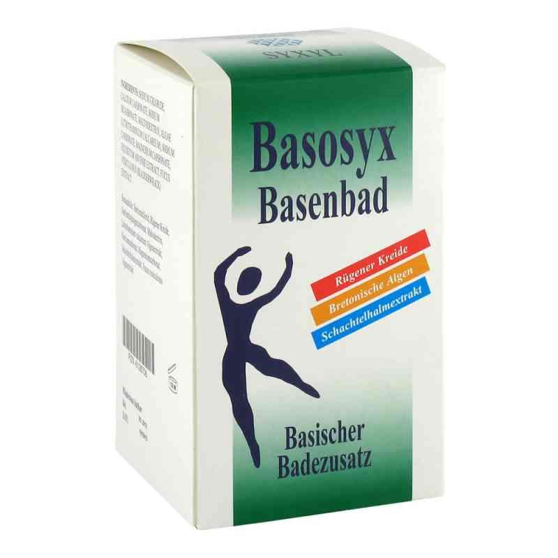 Basosyx Syxyl płyn do kąpieli zamów na apo-discounter.pl