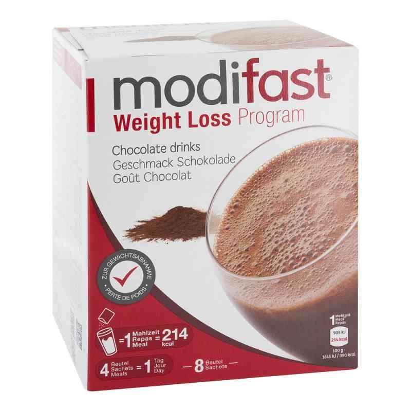 Modifast Program koktajl dietetyczny o smaku czekoladowym  zamów na apo-discounter.pl