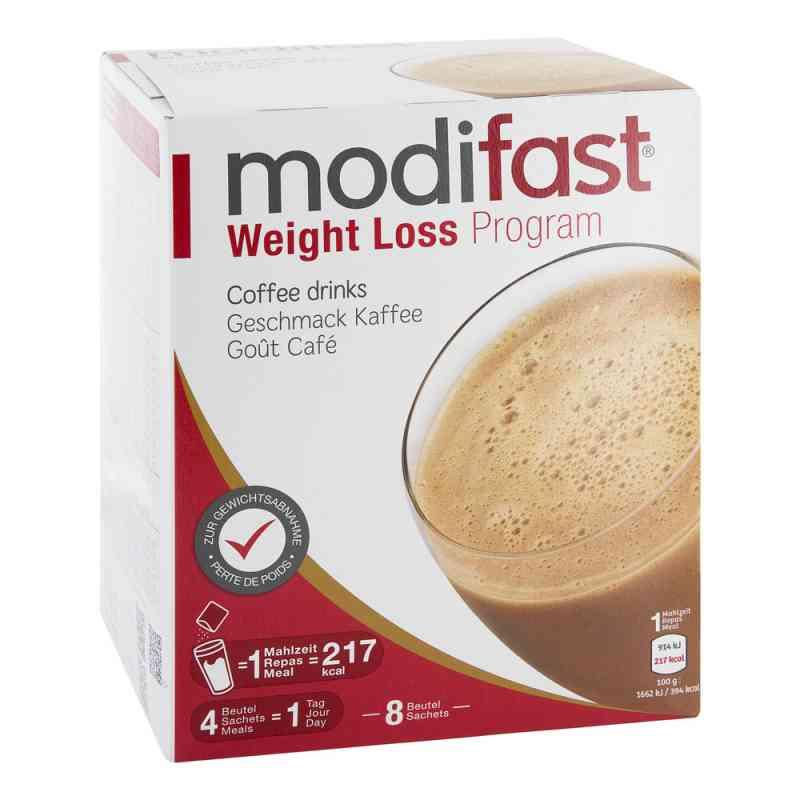 Modifast Program koktajl dietetyczny, smak kawy  zamów na apo-discounter.pl