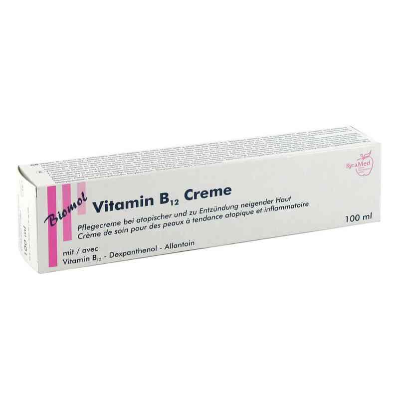 Vitamin B 12 krem pielęgnacyjny  zamów na apo-discounter.pl