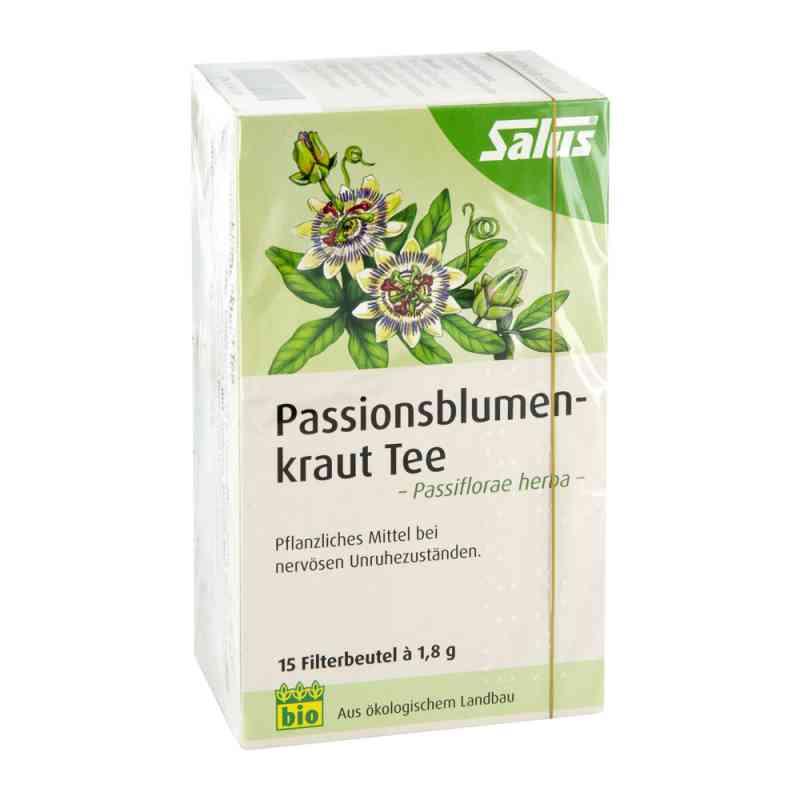 Passionsblumenkraut Tee Passifllorae her.bio Salus zamów na apo-discounter.pl