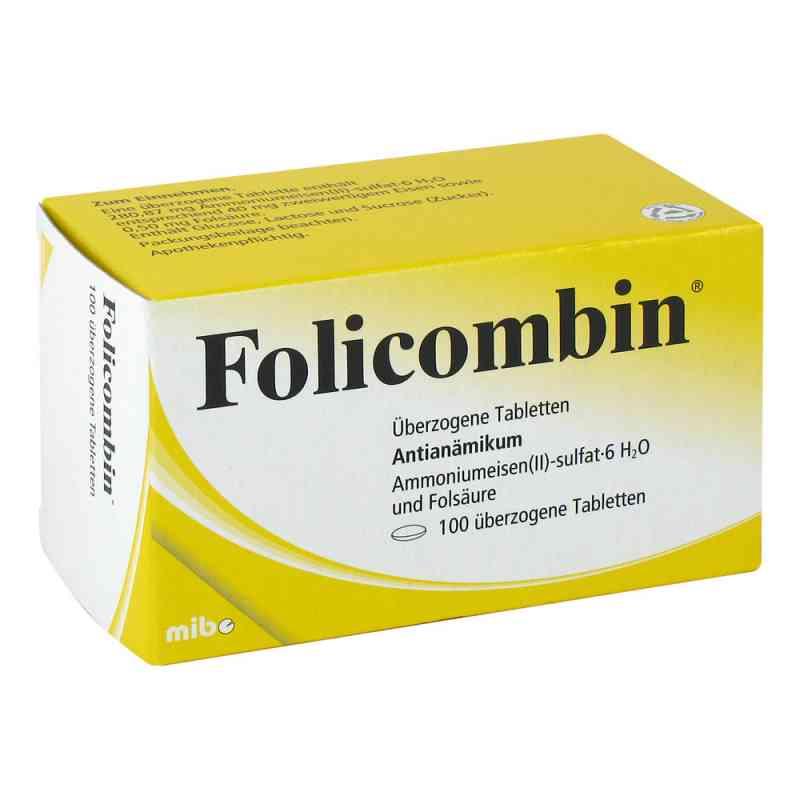 Folicombin Tabl.ueberzogen zamów na apo-discounter.pl