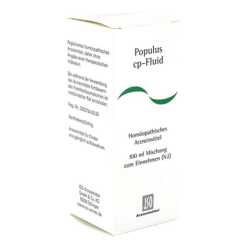 Populus Cp. Fluid Loesung  zamów na apo-discounter.pl