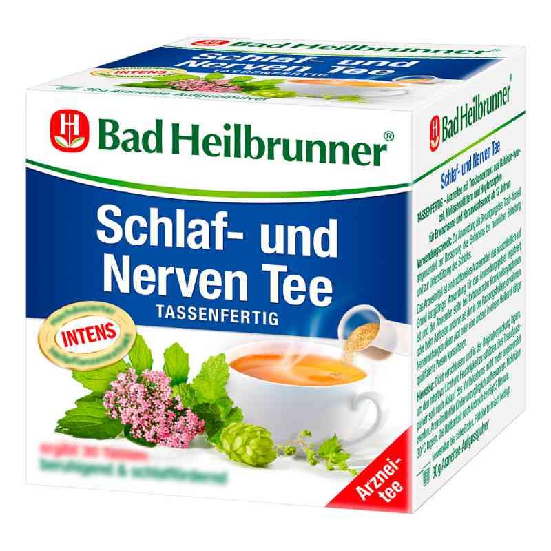 Bad Heilbrunner Tee Schlaf-nerven tassenf.  zamów na apo-discounter.pl