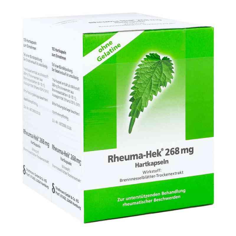 Rheuma Hek 268 mg Hartkapseln zamów na apo-discounter.pl