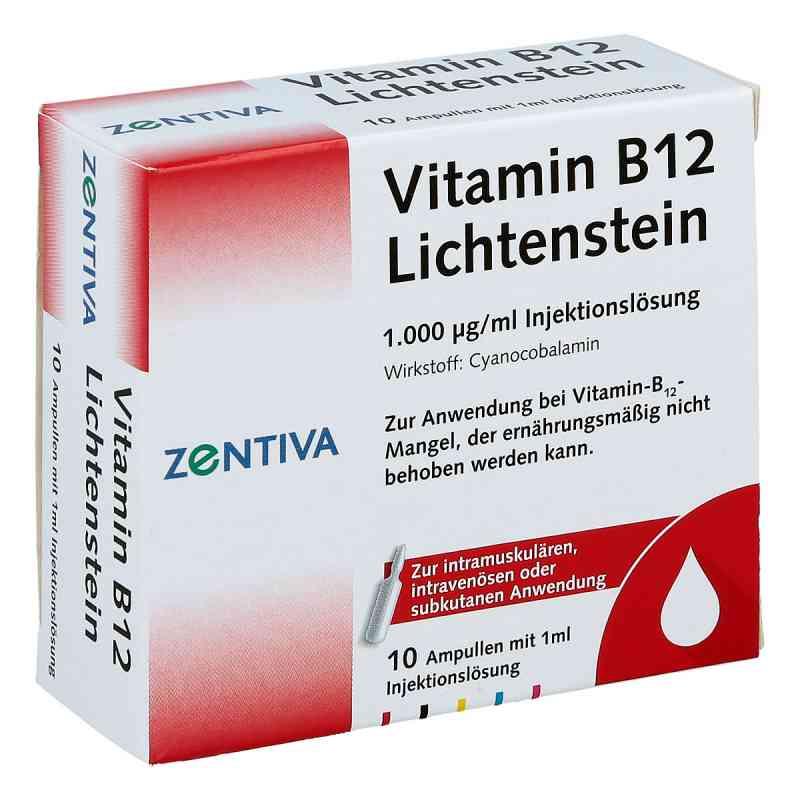Vitamin B 12 1000 [my]g Lichtenstein Amp. zamów na apo-discounter.pl