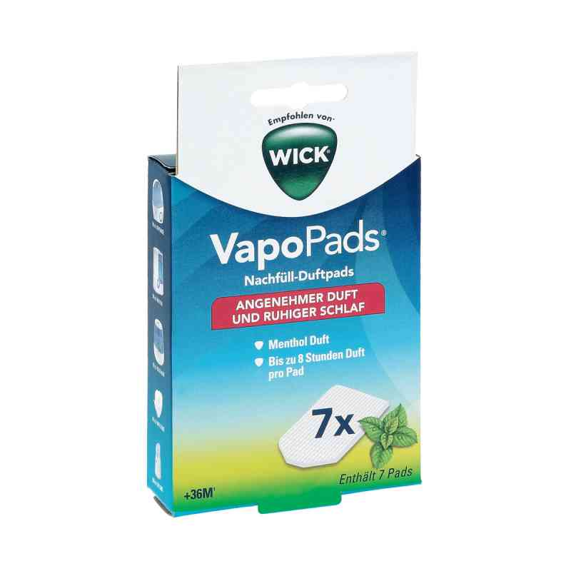 Wick Vapopads 7 Menthol Pads Wh7  zamów na apo-discounter.pl