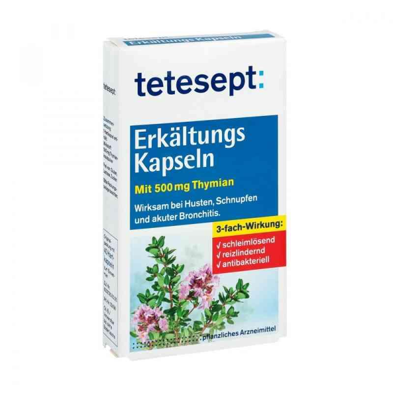 Tetesept kapsułki na przeziębienie zamów na apo-discounter.pl