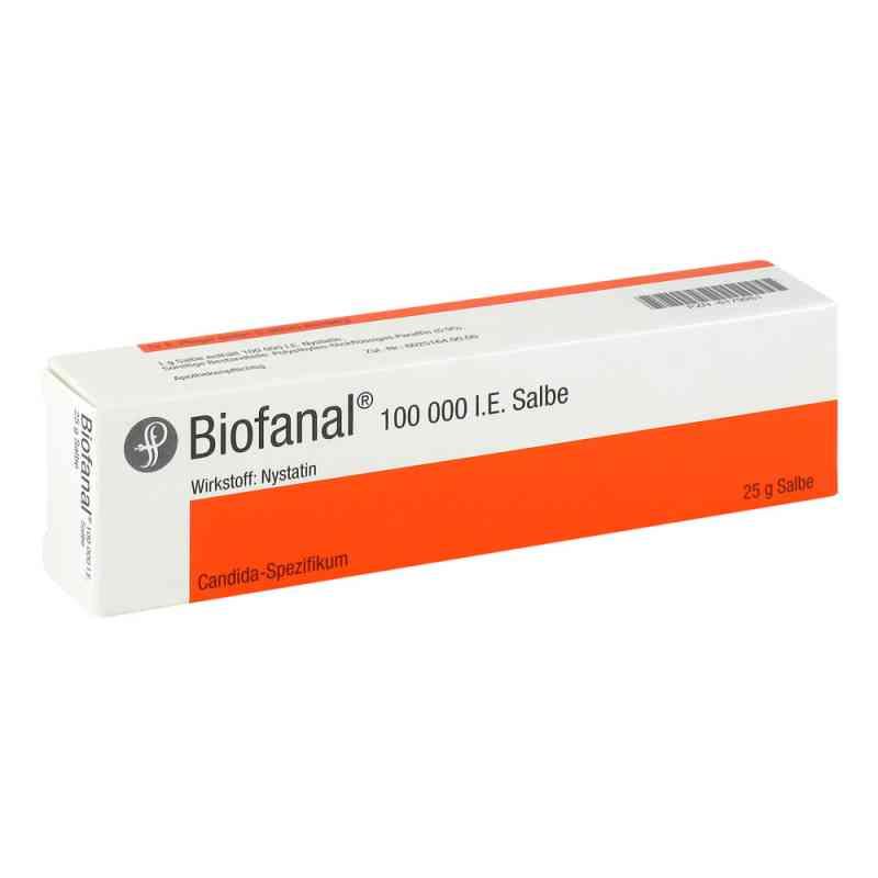 Biofanal Salbe  zamów na apo-discounter.pl