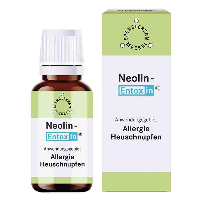 Neolin Entoxin N Tropfen  zamów na apo-discounter.pl