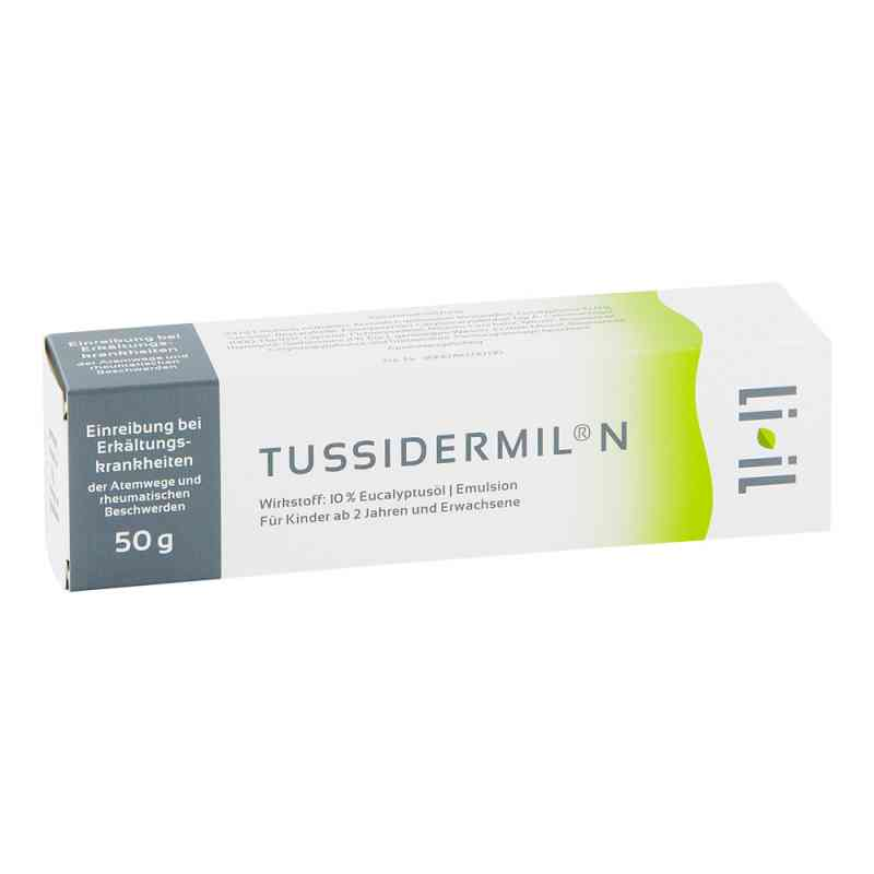 Tussidermil N Emulsion zamów na apo-discounter.pl