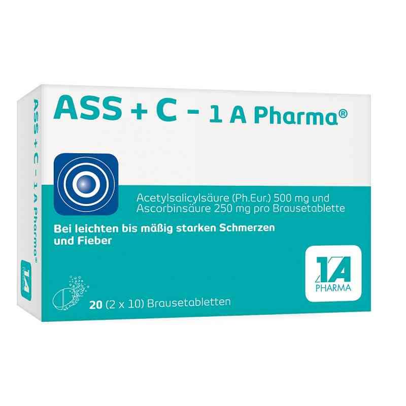Ass + C 1a Pharma Brausetabl.  zamów na apo-discounter.pl