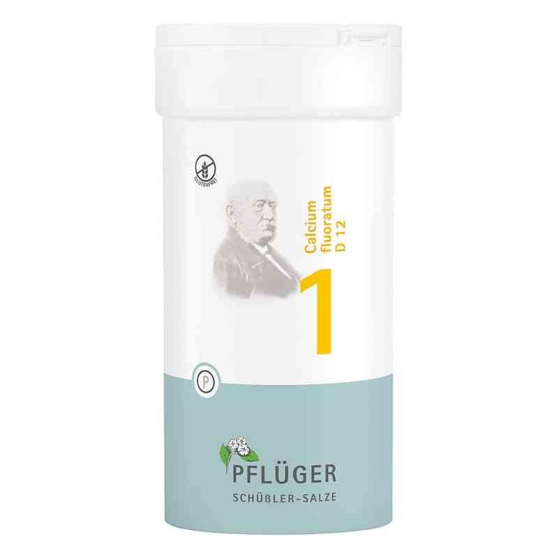 Biochemie Pflueger 1 Calcium fluor.D 12 Tabl. zamów na apo-discounter.pl