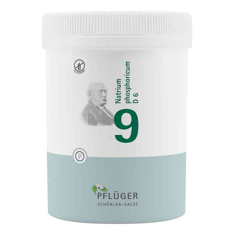 Biochemie Pflüger 9 fosforan sodu D6 tabletki  zamów na apo-discounter.pl