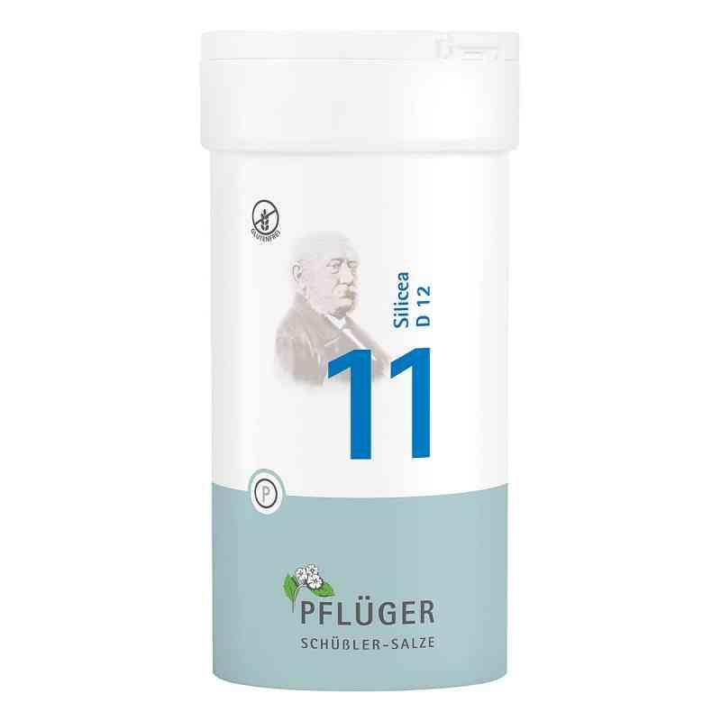 Biochemie Pflueger 11 Silicea D 12 Tabl.  zamów na apo-discounter.pl