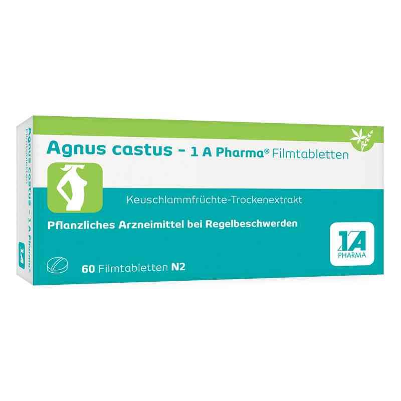 Agnus Castus 1a Pharma Filmtabl.  zamów na apo-discounter.pl
