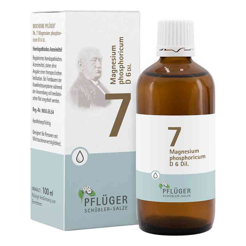 Biochemie Pflueger 7 Magnesium phos.D 6 Tropfen zamów na apo-discounter.pl