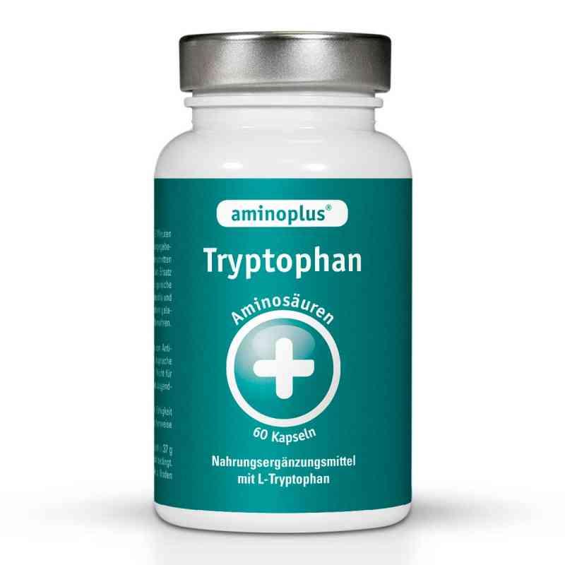 Aminoplus Tryptophan Kapsułki  zamów na apo-discounter.pl