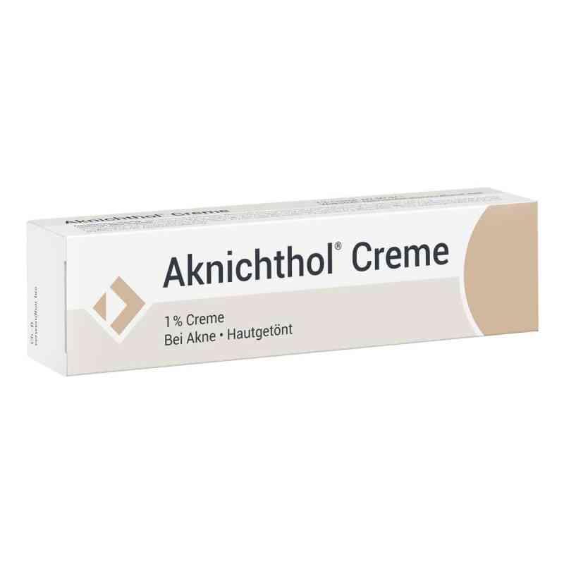 Aknichthol Creme  zamów na apo-discounter.pl