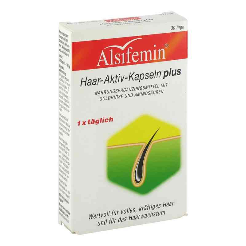 Alsifemin Haar Aktiv plus kapsułki  zamów na apo-discounter.pl