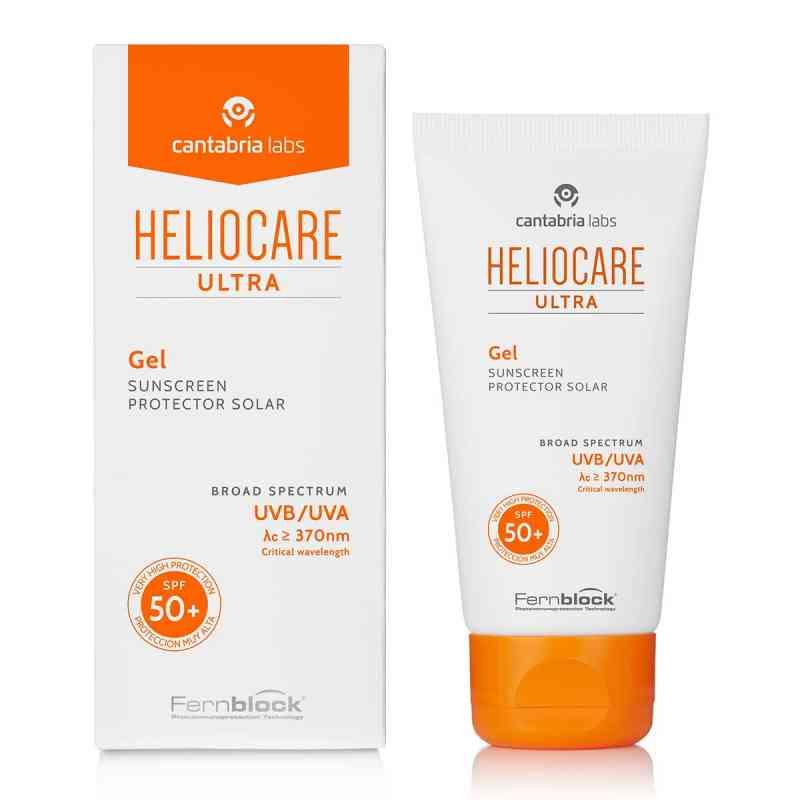 Heliocare, żel przeciwsłoneczny SPF 50+  zamów na apo-discounter.pl