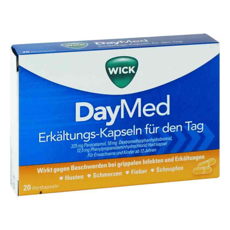 Wick Daymed Erkaeltungskapseln  zamów na apo-discounter.pl