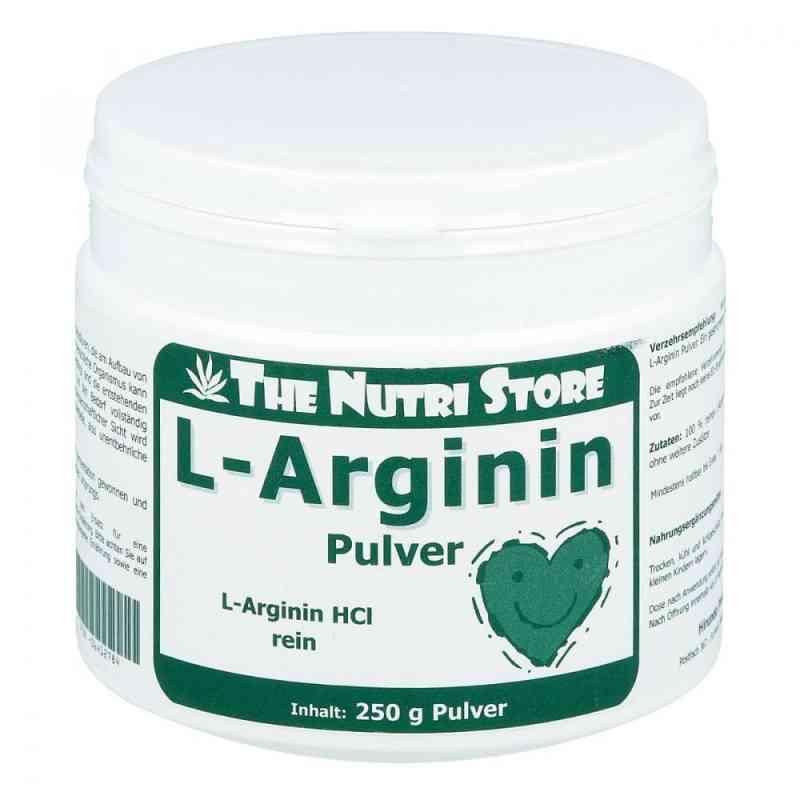 L-arginin Hcl rein proszek  zamów na apo-discounter.pl
