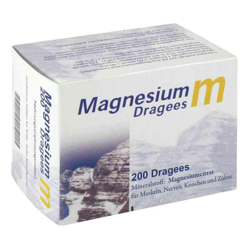 Magnesium M Dragees zamów na apo-discounter.pl