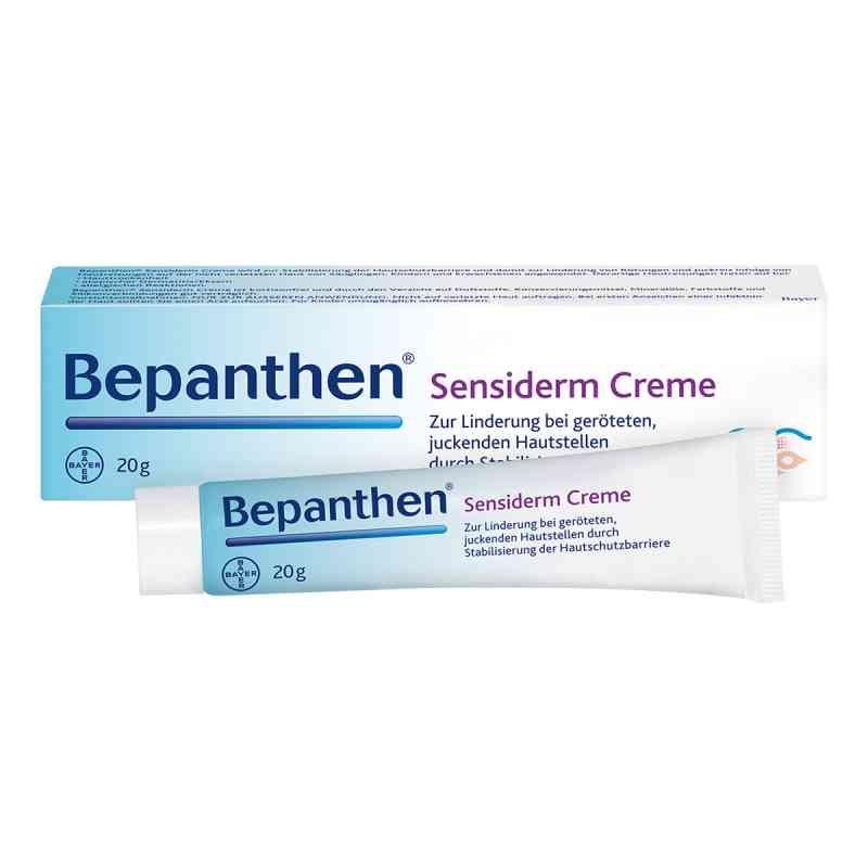 Bepanthen Sensiderm Krem  zamów na apo-discounter.pl